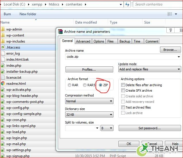 Hướng dẫn chuyển code từ local lên host dễ dàng