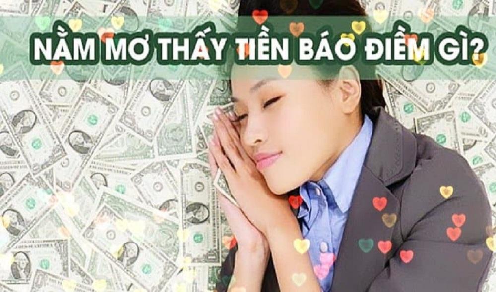 nằm mơ thấy tiền là điềm gì [ tiền mệnh giá 500k, 200k, 100k nhiều nữa ]